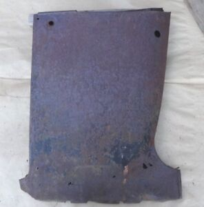 1926 1927 Model T Ford Roadster Left Quarter Panel Original Behind Door