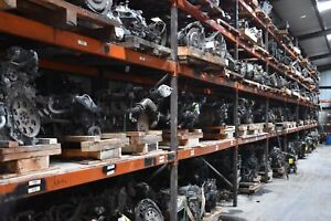 1999 2002 Jeep Grand Cherokee 8 Cylinder Automatic Transmission 4x4 45rfe