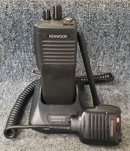 Kenwood Tk290 Vhf 160 Chan 5 Watt Radio Top Displaytk 290 Very Good Condition