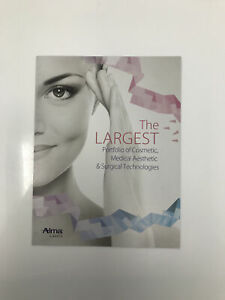 Alma Laser Medical Aesthetics Platform Family Portfolio Marketing Sales Booklet