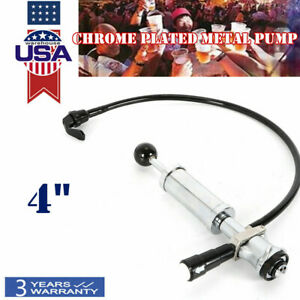 Heavy Duty Beer Keg Tap Pump Party Taps D System 4 Inch Short Lever Handle Sale