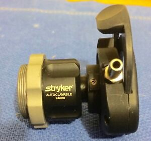 Stryker 988 410 122 24mm Autoclavable Camera Coupler Gc Guaranteed