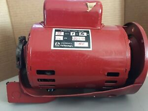 Bell Gossett Pd 35 111044 Circulator Motor Remanuf By Sid Harvey s A28 27r