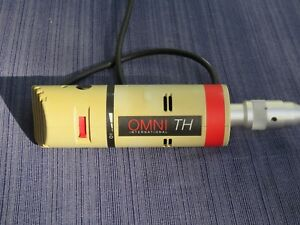 Omni International Th Th 115 Tissue Homogenizer Mixer Excellent