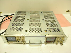 Hitachi Vectorscope V 089 Waveform Monitor V 099 Vintage Scope Test Equipment