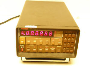 Keithley Instruments 705 Scanner Repaired Calibrated