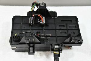2006 2007 Ford F 150 F150 Fuse Junction Box Relay Computer Unit Interior Cabin