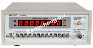 Brand New Atten At f2700c Frequency Counter Tester Meter 10hz 1000mhz rs8