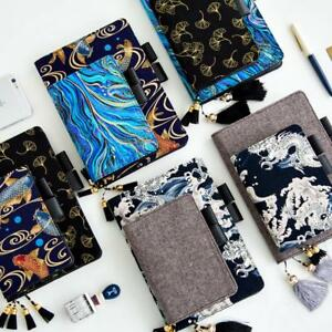 2019 Japanese Old Painting Daily Planner Organizer Agenda Schedule Notebook