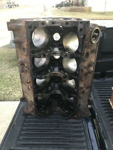 Ford 429 460 C9ve Engine
