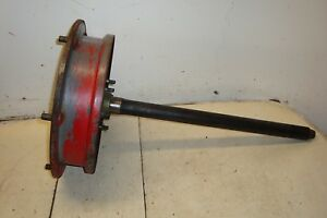 1944 Ford 2n Tractor Rear Axle Assembly 9n