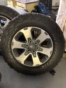 Ford F 150 Xlt Rims And Tires