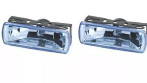 Pilot Navigator 5 3 4 X 2 Rectangular Fog Light Kit H I D White Nv 515w Pair