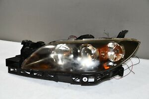 2006 2007 2008 2009 Mazda 3 Driver Left Side Xenon Hid Headlight Headlamp Oem