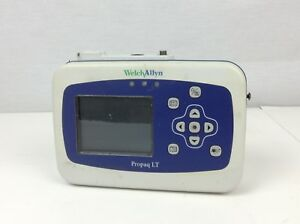 Welch Allyn Propaq Lt Vital Signs Patient Monitor