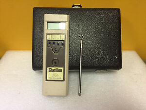 Chatillon Dggrs 250 G X 1 225 N X 0 001 N Rs 232 Gram Scale Case Tested
