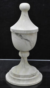 Large Antique Plaster Architectural Finial