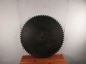 Sawmill Buzz Saw Blade Vintage Rustic Antique Decor 231 2 Great Condition