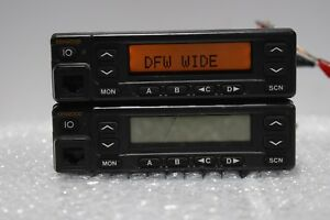 Kenwood Tk 880 Uhf Mobile Radio Lot Of 2