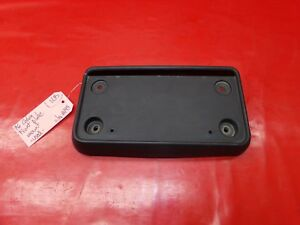 94 98 Ford Mustang Svt Cobra Front Bumper License Plate Mount Bracket Oem 143