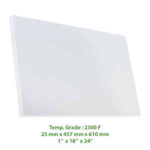 Thermal Insulation Board 2300f 1 X 18 X 24