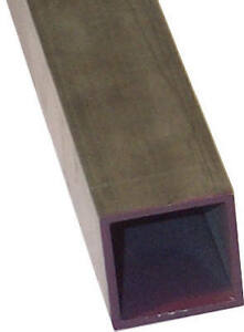 Steelworks Boltmaster Square Steel Tube 16 gauge 1 2 X 48 in 11736