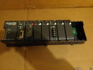 Automation Direct Logic 205 Complete Plc D2 260 D2 rmsm D2 09bdc1 1