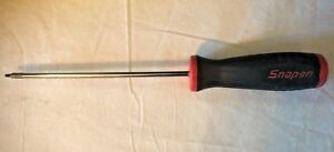 Snap On Long T10 Tamper Resistant Torx Star Screwdriver Sgdtrx610