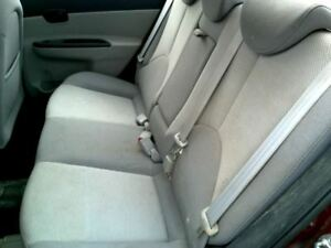 Accent 2008 Seat Rear 543848