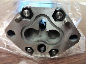 Meyer Snow Plow Gear Pump For E 60 Meyer 15729 New Old Stock