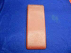 Used 63 64 Ford Galaxie 500 Xl Red Interior Center Console Lid C3az 7606024 Abf