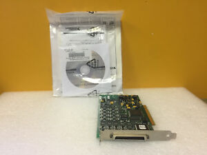 National Instruments Pci 6704 183698e 01 32 Ch Pci Pxi Output Board New