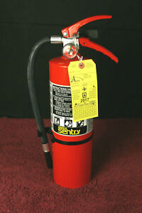Ansul Sentry Aa05 1 Dry Chemical Fire Extinguisher 5 Lb