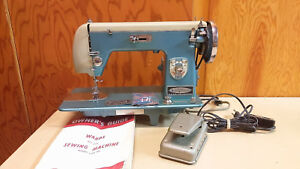 Signature Sewing Machine Heavy Duty Leather Upholstery Denim Serviced