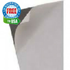 Marietta Magnetics 100 Magnetic Sheets Of 4 X 6 Adhesive 20 Mil