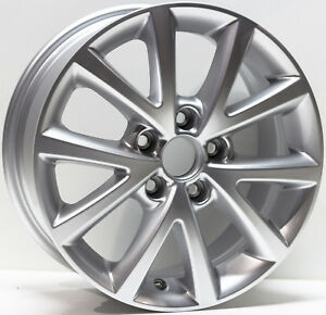 New Set 4 16 Replacement Alloy Wheels Rims For 2005 2017 Vw Jetta Golf 69897