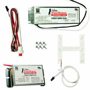 Fulham Firehorse Hotspot1 Led Emergency Backup Lighting Kit Fhskitt06shc