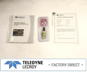 Teledyne Lecroy D300a at 3ghz 4 8vp p Differential Amplifier Factory Warranty