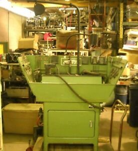 Sunnen Hs 30k Diamond Guide Honing And Seat Reface Machine Wet Bench