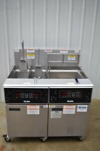 2017 Giles Eof 10 10 20 Electric Fryer With Filtration System 480v