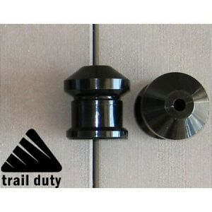 Trail Duty Hummer H3 Extended Front Suspension Bump Stops