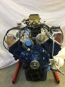 Complete Original 1970 Boss 302 Ford Mustang Engine Payment Plan Available