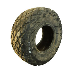 23 1x26 Bomag Otr Tire R 3 Tr 387 Industrial Tractor 12 ply Used 29 32 Chips Ch