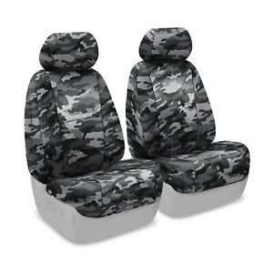 Toyota Tacoma Custom Seat Covers Coverking Neosupreme Urban Traditional Camo
