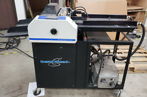 Graphic Whizard Creasemaster Plus ts Digital Creasing Perfing Machine