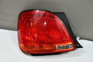 2001 2005 Lexus Gs300 Gs430 Driver Left Side Tail Light Lamp Taillight Oem