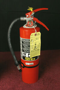 Ansul Sentry Aa05 Dry Chemical Fire Extinguisher 5 Lb