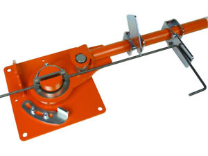 Bending Tool Rebar Bender Round Bar Gr 1 To Gr 6 All Types In One Listing