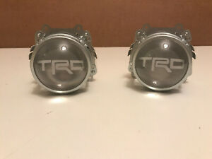 Trd Projector Etching 2016 2020 Toyota Tacoma Headlights Oem Jdm