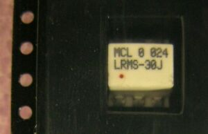 5 Pc new Lrms 30j Mini circuits Level 7 Lo rf From 200 To 3000 Mhz